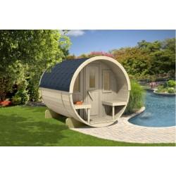 Barrel sauna 280