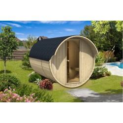 Barrel sauna 330