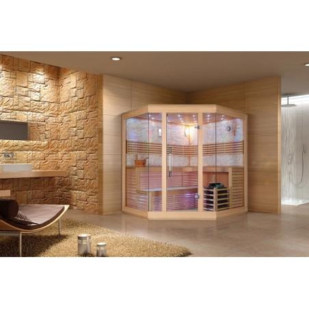 Corner Sauna Comfort - 55