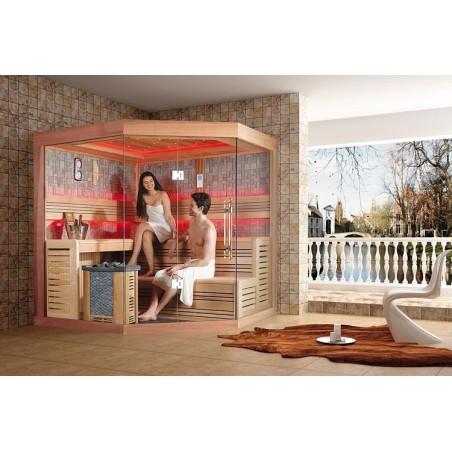 Corner Sauna Comfort - 35