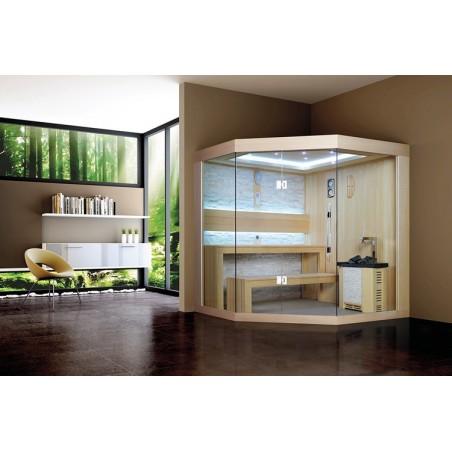 Corner Sauna Comfort - 32