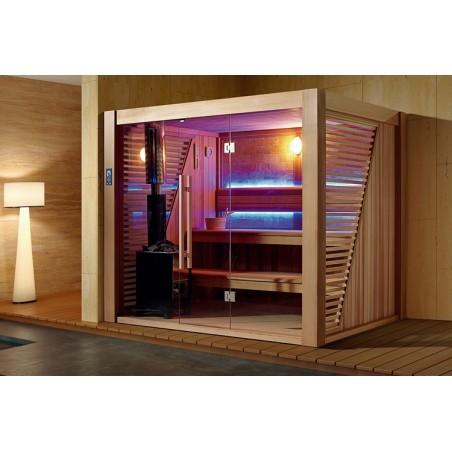 Corner Sauna Comfort - 4
