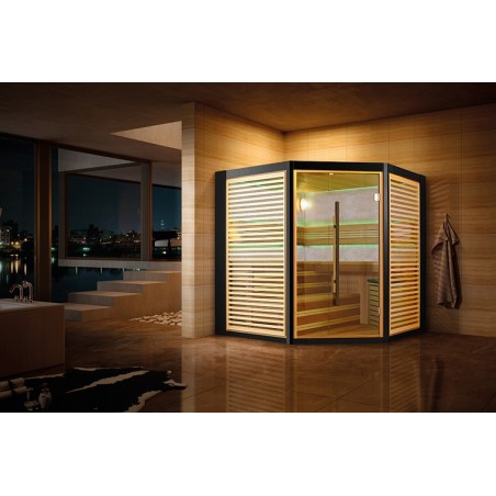 Corner Sauna Comfort - 3