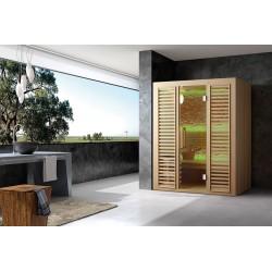 Corner Sauna Comfort - 23