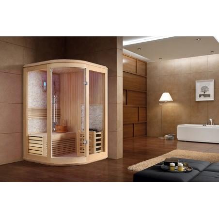 Corner Sauna Comfort - 48
