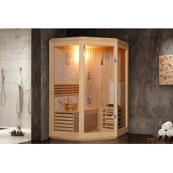 Corner Sauna Comfort - 39