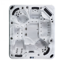 Comfort Hestia - 6 Person - Whirlpool Spa - CONFIGURATOR