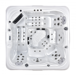 Comfort Nike - 5 Person - Whirlpool Spa - CONFIGURATOR