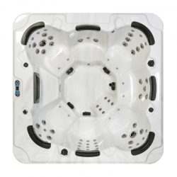 Comfort Eris - 7 Person - Whirlpool Spa - CONFIGURATOR