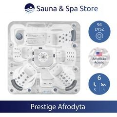 Podejmij spontaniczną decyzję i kup jacuzzi 🌊 Prestige Afrodyta dla 6 osób jest dostępna OD RĘKI! 😎  #saunaspastore #jacuzzi #wannaogrodowa #wannaspa #hydromasaż #ogrodowespa